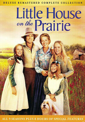 Little House On The Prairie: Complete Collection DVD 031398227939