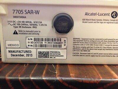 ALCATEL-LUCENT-Service-Aggregation-Router-7705-SAR-W
