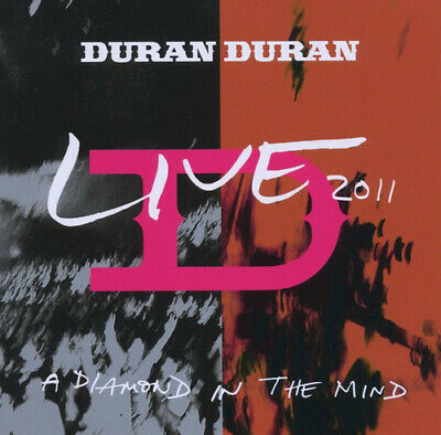 Duran Duran : A Diamond in the Mind: Live 2011 CD (2012) FREE Shipping, Save £s