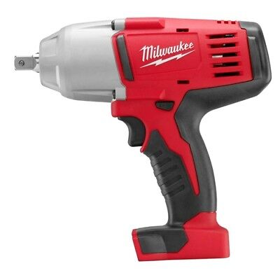 """Milwaukee 2662-20 M18 1/2"""" High Torque Impact Wrench with Pin Detent (Bare Tool)"""