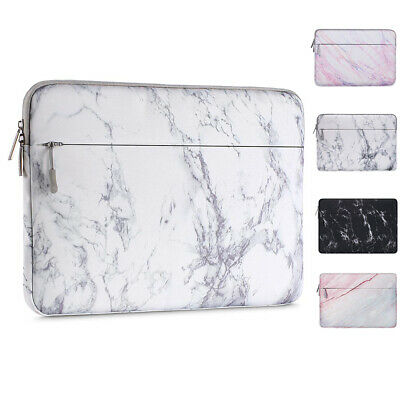 Mosiso Laptop Marble Sleeve Bag for MacBook Pro Air 13 Dell Acer HP 11 13.3 15.6