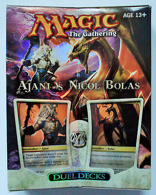 Magic MTG AJANI Vs. NICOL BOLAS Duel Decks Englisch Sealed NEU & OVP