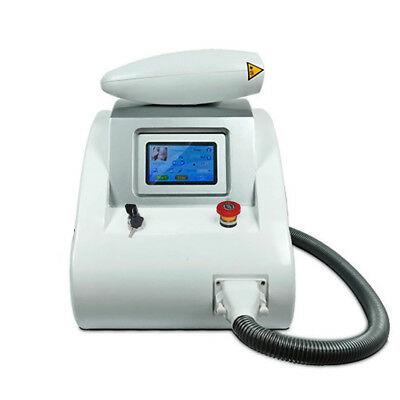 YAG Q-Switch Laser Tattoo Removal Eyebrow Pigment Removal Machine.Professional~