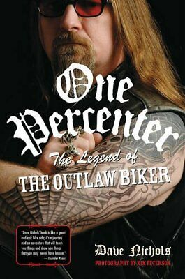 One Percenter: The Legend of the Outlaw Biker Book Harley Manual Boozefighters