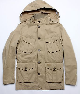 BRAND NEW - Barbour Land Rover Expedition Stone Jacket -S- MSRP $499