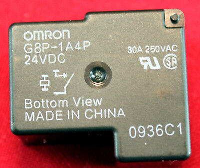 Omron G8P-1A4P 24VDC General-Purpose-Relay 30A 250VAC