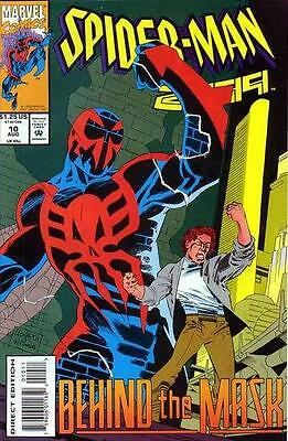 SPIDER-MAN 2099 10 Marvel 1992 Series N/M Never Read New Old Stock
