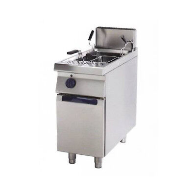 Pasta cooker to professional gas tank 40 liters cm 40x90x85 RS0770
