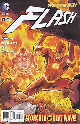 THE FLASH   11 ...4th Series ........NM-.......2012......Bargain!