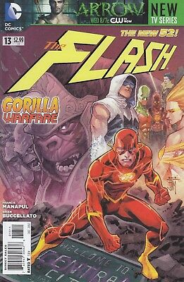 THE FLASH   13 ...4th Series ........NM-.......2012......Bargain!