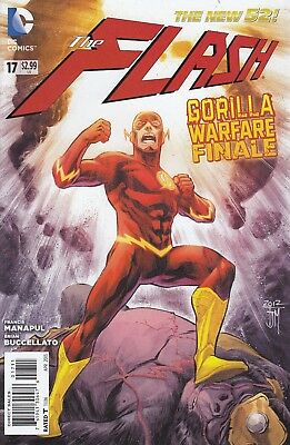 THE FLASH   17 ...4th Series ........NM-.......2013......Bargain!
