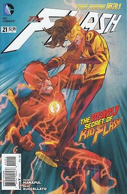 THE FLASH   21 ...4th Series ........NM-.......2013......Bargain!