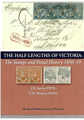 The Half-Lengths of Victoria - The Stamps and Postal History 1850-59