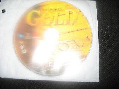 The Power of Gold DVD Gold Detecting doco Prospecting history