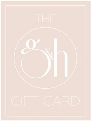 $75 Gift Card - Gingham and Heels