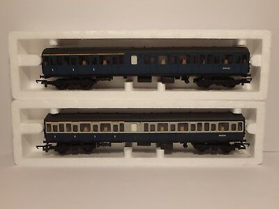 Lima Carriages / Coaches – 2 x coaches - ref 205145W & 205148W