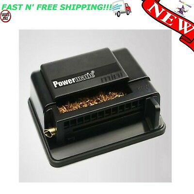 New Manual Rolling Machine Tobacco Weed Injector Mini Cigarette Joint Roller RYO