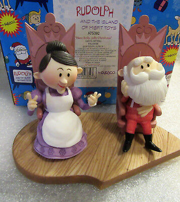 Rudolph and the Island of Misfit Toys ~Have a Holly, Jolly Christmas~ Figurine