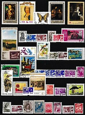 Collection World Stamps.Russia Stamps,CCCP Stamps,Soviet Union Stamps