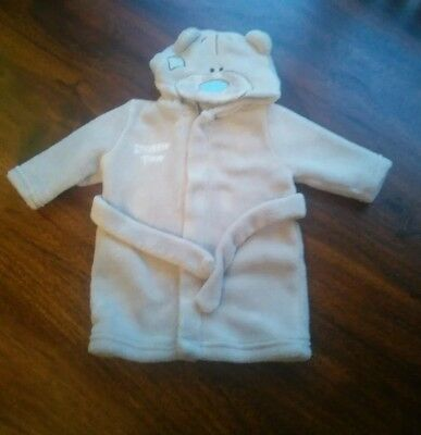 Me To You Tiny Tatty Teddy Dressing Gown - Snuggle Time - up to 1 month - unisex