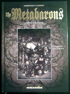 The Metabarons Ultimate Collection - Jodorowsky, Gimenez