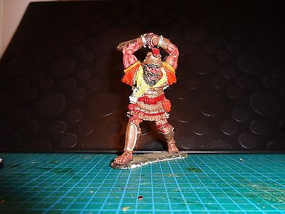 Reaper RAFM Gunther, Fire Giant Well Painted