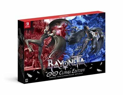 Bayonetta CLIMAX EDITION for Nintendo Switch JAPAN OFFICIAL IMPORT Limited!