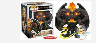 Pop! Movies Lord of The Rings Balrog 6-Inch #448 Figure Funko