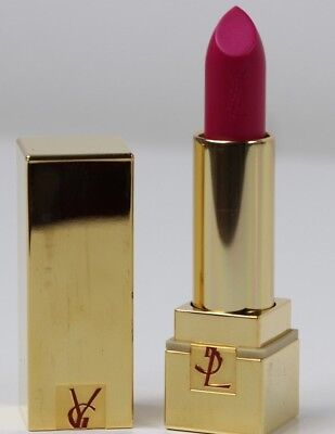 Ysl Rouge Pur Couture Golden Lustre In 110 Fuchsia Symbole New W/O Box!