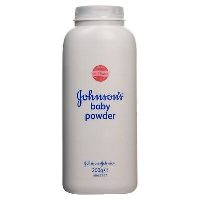 Johnson's Baby Powder 200g - Pack of 6