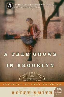 NEW A Tree Grows in Brooklyn By Betty Smith Paperback Free Shipping
