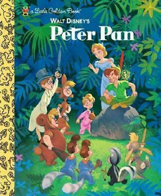 NEW Walt Disney's Peter Pan (Disney Classic) By Random House Disney Hardcover