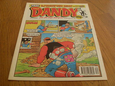 The Dandy Comic Issue 2857 1996