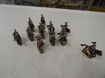 28mm Napoleonic Dutch Carabiniers plastic  painted -  Perry miniatures