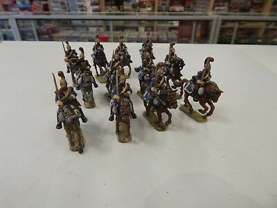 28mm Napoleonic French Carabiniers plastic  painted -  Perry miniatures