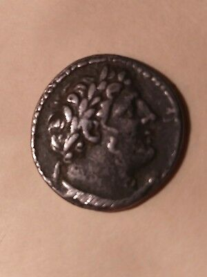 Greek Coin Jerusalem Shekel of Tyre Judas and Jesus Ancient Silver Coin