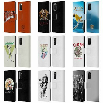 Official Queen Key Art Leather Book Wallet Case Cover For Samsung Phones 1