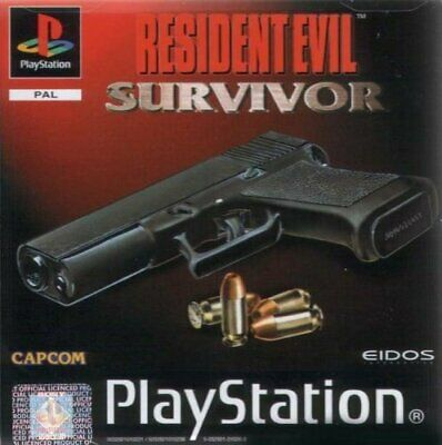 Resident Evil: Survivor (PS) - Game  4YVG The Cheap Fast Free Post
