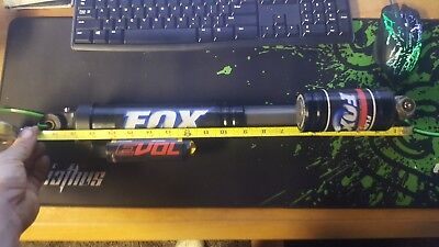 FOX FLOAT X Evol Racing Shock