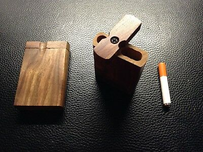"(Set of 2) 3"" Wooden Dugout Set with 2"" pipe - Spring Loaded FREE SHIPPING!"