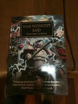 The Horus Heresy War Without End