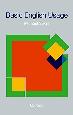 Basic English Usage by Swan, Michael Paperback Book The Fast Free Shipping