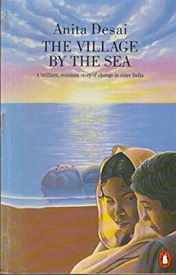 The Village By The Sea by Anita Desai Paperback Book The Fast Free Shipping