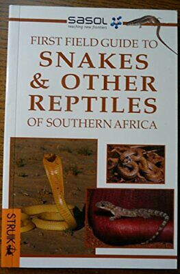 Snakes and Other Reptiles of Southern Africa (... by Hawthorne, Tracey Paperback