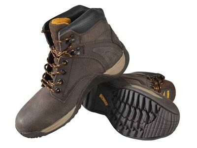 DeWalt Extreme 3 Safety Work Boots Brown UK 7 to 11 - Steal Toe