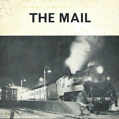 """THE MAIL: 7"""" LP Record (33.3 rpm)"""