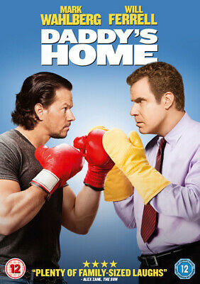 Daddy's Home DVD (2016) Mark Wahlberg, Anders (DIR) cert 12 Fast and FREE P & P