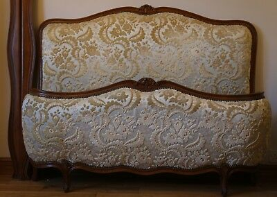 French Louis XV Style Corbeille Double Bed