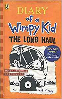 The Long Haul (Diary of a Wimpy Kid book 9), New, Kinney, Jeff Book