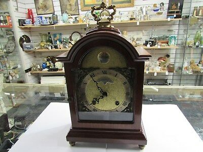 Warmink Wuba Mantle Clock 12""